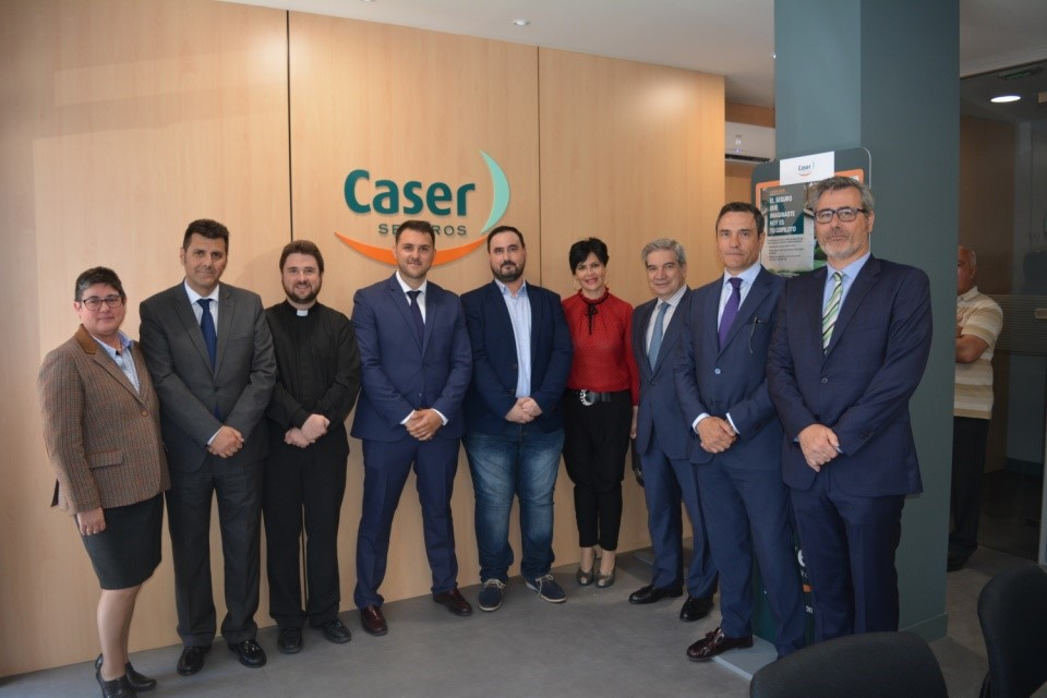 Caser abre una agencia exclusiva en altet for Oficinas caser